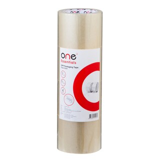OPP Tape 72mm.x45y (4/Pack) Clear ONE