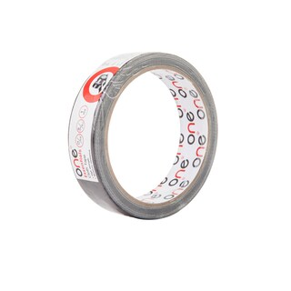 Cloth Tape (24 mm.x9 y) Back ONE