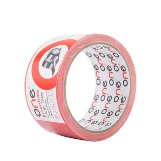 Cloth Tape (48 mm. x9 y) Red ONE