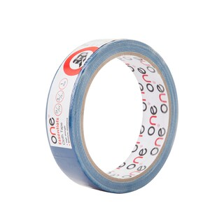 Cloth Tape (24 mm. x9 y) Blue ONE