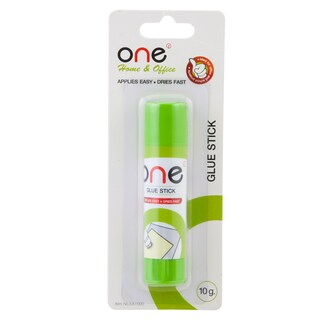 Glue Stick 10 g. White ONE