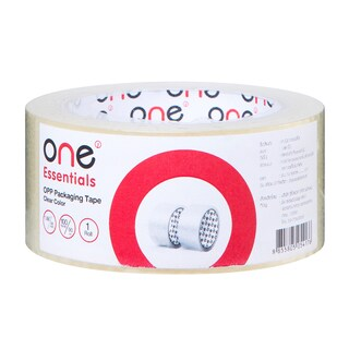 Tape OPP 48mm.x100y Clear ONE