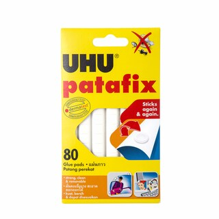 Adhesive Putty Tabs 60g. White UHU