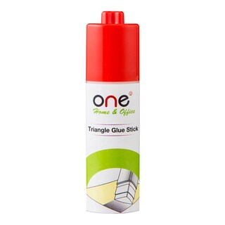 ONE Non-Seriese Glue Stick 22g. White