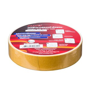 Double Sided Cloth Tape 24mmX15m นูโว