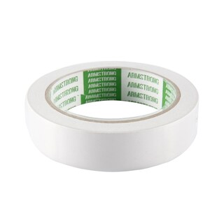 "Double Coated Tissue Tape 1""x20y. Armstrong TP-601WC"