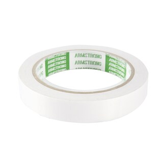 "Double Coated Tissue Tape 3/4""x20y. Armstrong TP-601WC"