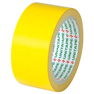 "Colored Masking Tape Core 3"" 2""x20 y. Yellow ยูนิเทป"