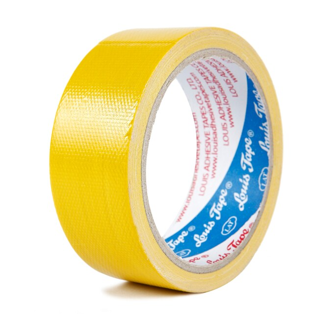 "Cloth Tape 1 1/2""x8 y. Yellow หลุยส์"
