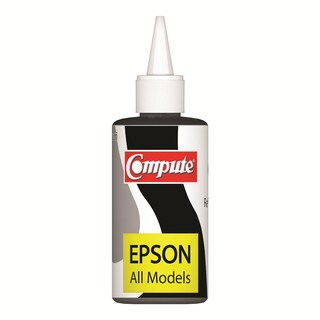 For Epson T0731 Ink Cartridge Black 120cc. คอมพิวท์