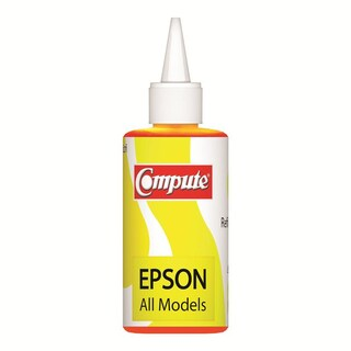 For Epson T0734 Ink Cartridge Yellow 120cc. คอมพิวท์