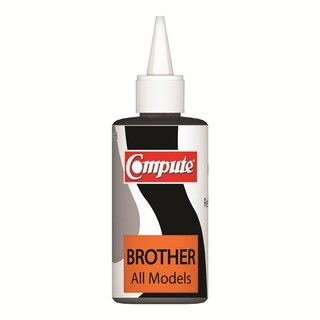 Compute For Brother LC-39 Ink Cartridge Black 120 cc.