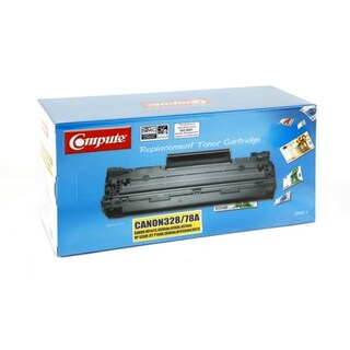 Compute Toner Cartridge for Canon 328/78A Black