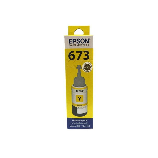 T6734 Ink Tank Yellow Epson
