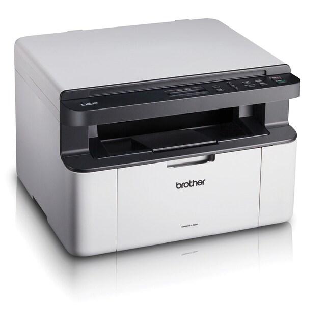 MultiFunction Monochrome Laser Printer Brother DCP-1510