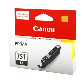 Canon CLI-751BK Inkjet Cartridge Black