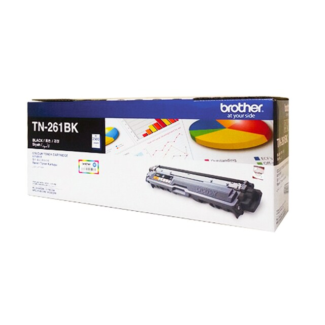 Toner Cartridge Black Brother TN-261BK