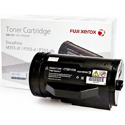 Toner Cartridge Black FujiXerox CT201938