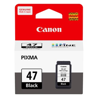 Canon PG-47 Ink Cartridge Black