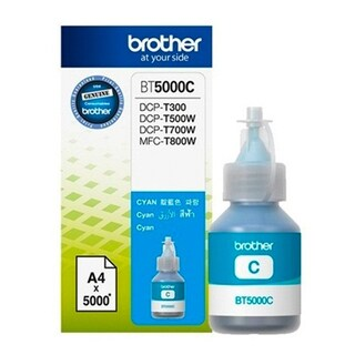 Brother BT-5000C Ink Cartridge Cyan