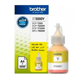 Brother BT-5000Y Ink Cartridge Yellow