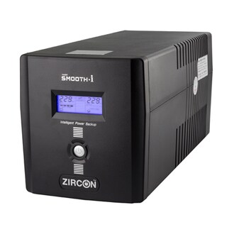 1500VA UPS Black ZIRCON Smooth-I