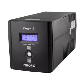UPS 1200VA/720W Black Zircon Smooth-I