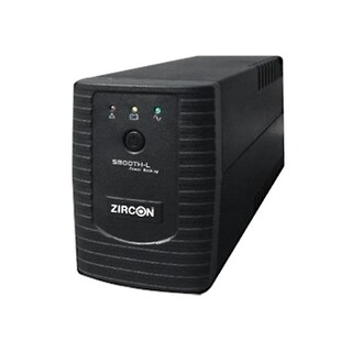 UPS 1000VA/500W UPS Black Zircon Smooth-L