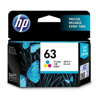 Ink Cartridges HP 63/CO