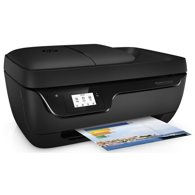 HP Deskjet Ink Advantage 3835 Multifunction Inkjet Printer