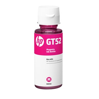 Refill Tank Ink Cartridge Magenta HP GT52