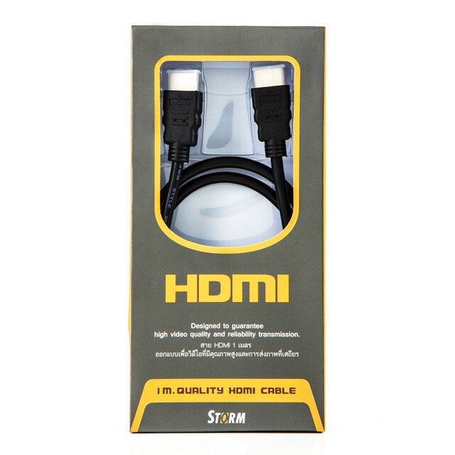 HDMI Cable 1 M Storm HD090