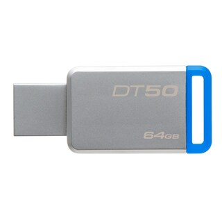 Kingston Data Traveler 50 Flashdrive 64GB (DT50)