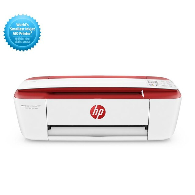 HP DeskJet Ink Advantage 3777 Multifunction Inkjet Printer