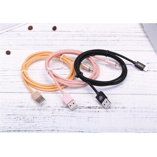 Lightning USB Cable Pink Micro Pack I-100