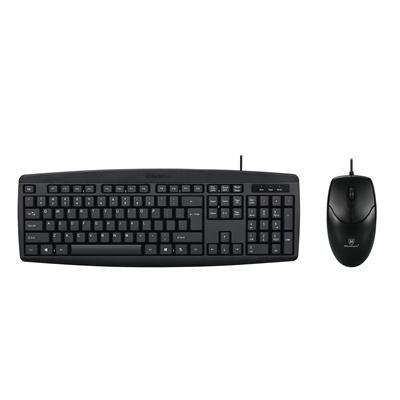 Keyboard & Mouse Combo Set Micro Pack KM-2003