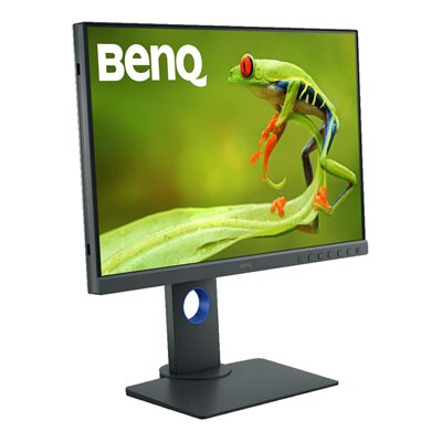 Monitor LED Black BenQ SW240
