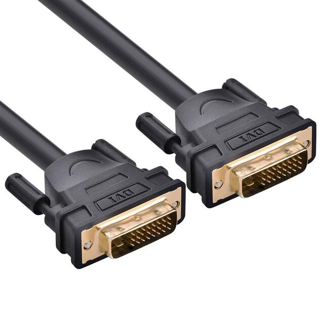 DVI (24+1)(M) Cable 1.5m. Ugreen 11606