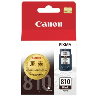 Canon PG-810 Inkjet Cartridge Black