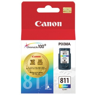 Canon CL-811 Inkjet Cartridge Tri-color