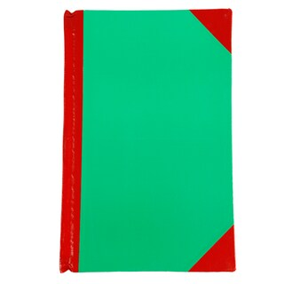 777 5/50 Hard Cover Accounting Book 21x32cm. 100gsm. 50Sheets International