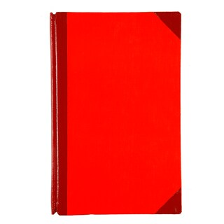 Hard Cover Accounting Book 21x32cm. 100gsm. (50Sheets) Ledger account 777 5/100