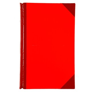 777 5/100 Hard Cover Accounting Book 21x32cm. 100gsm.100Sheets International