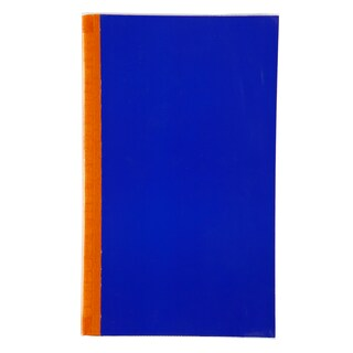 Hard Cover Book 19x32cm. 55gsm. Blue (70Sheets/Book) 777 NB2/60-2