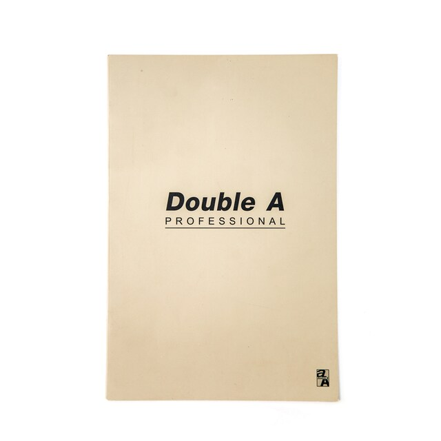 Notebook 16x23.8cm. 70gsm. Cream Double A Professional