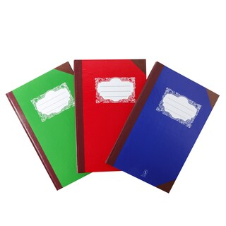 Hard Cover Book 70gsm. (3/Pack) Venus HBV51007