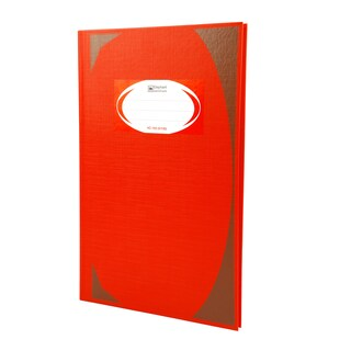 Hard Cover Book 70 gsm. Red (3Books/Pack) Elephant HC-103