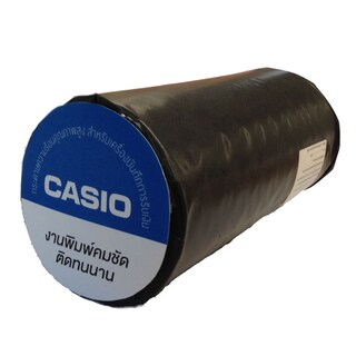 Thermal Paper 58 gsm. 80x82 mm. (2/Pack) คาสิโอ