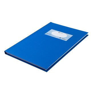 Hard Cover Notebook 70 gsm. 5/100 Blue Elephant HR102R