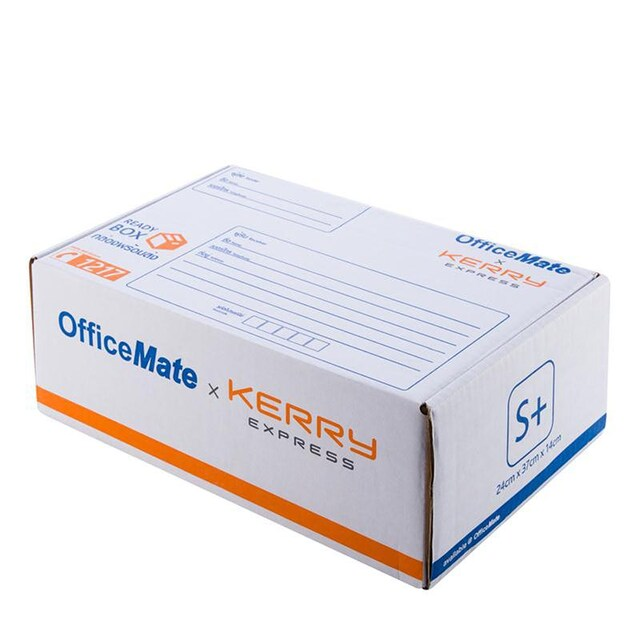 OfficeMate X Kerry S+Sized Ready Box 20/Pack